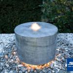 Fontaines zinc | fontaines de jardin