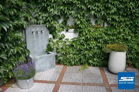 Fontaines zinc